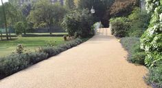 The Hurlingham Club wanted to upgrade, refurbish and enhance the paths leading from the main entrance to the club house and selected approved contractor True Grip as the main contractor for the project.
