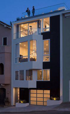 Casas bonitas 3 andares