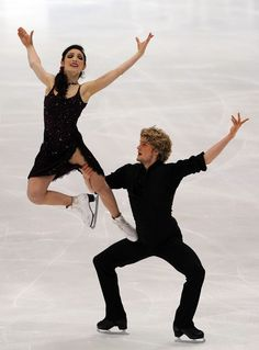 Meryl Davis and Charlie White - 2011 World Champions