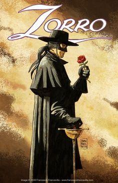 Zorro my favourite character