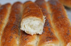 Hot Dog Buns, Hot Dogs, Mac, Sweets, Bread, Recipes, Foods, Deserts, Food Food