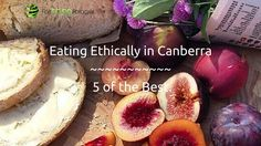 Looking to support food business who are better for the future when next in Canberra? We have a few suggestions.