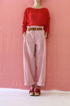 Sailor Venus Off-Duty: Minako Aino Inspo Album Look Fashion, Fashion Outfits, Womens Fashion, Fashion Design, Mode Style, Style Me, Look Street Style, Pantalon Large, Mode Inspiration