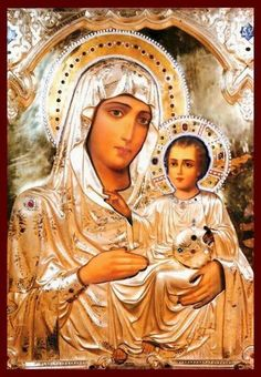 Orthodox Christian Icons in Catalog of St Elisabeth Convent Mary Magdalene And Jesus, Mary And Jesus, Madonna, Virgin Mary Art, Miss You Images, Russian Icons, Blessed Mother Mary, Jesus Art, Byzantine Icons