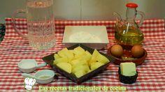 Receta de patatas huecas