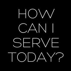 Every morning I finish my #meditation by asking how I can be of service. It roots me in my ultimate purpose and gets me out of any ego-driven headiness I might be stuck in. To be of service to the world is the highest calling. When you serve you not only help others; you bring that same energy back to you. How will you serve the world ( yourself) today? #inspiration
