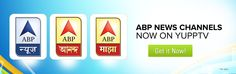 ABP News channels now on yupptv.com, go to package details http://www.yupptv.com/allpackages.aspx