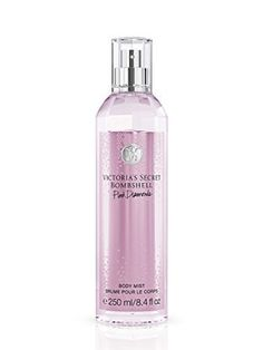Victorias Secret Bombshell Pink Diamonds Body Mist 84oz 250mL ** Learn more by visiting the image link.