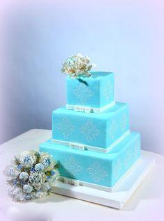 Торт-муляж