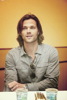 I know I've pinned this before, but I just can't help myself. Sigh.... Beautiful Jared.