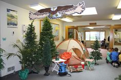 vbs sonrise decorations images | tell you, nothing can give me goose bumps like 220+ kids singing ...