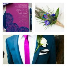 Color Of The Year: Radiant Orchid on itsabrideslife.com/Purple Wedding Ideas/Orchid Wedding Ideas