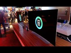 Changhong show off 4K OLED TVs at CES 2016   Home Theater 365