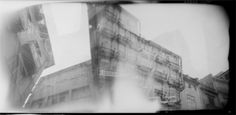 A City Called Deconstruction by Joan Quirós, via Behance