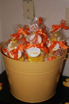 Rubber Ducks Baby Shower Party Ideas | Photo 4 of 22