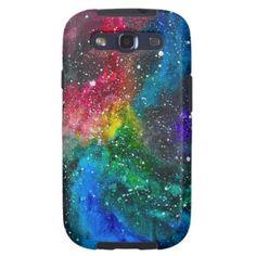 Universe Samsung Galaxy S III Case By Megaflora Samsung Galaxy S3 Covers