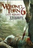 Korku Kapanı 6 – Wrong Turn 6 Türkçe Dublaj Full HD izle