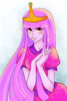 Princess Bubblegum by Moondrophime.deviantart.com on @deviantART