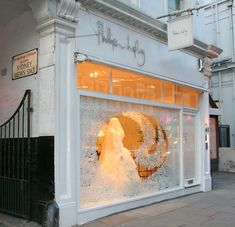Image detail for -Bridal Display Windows in London « londonalamode