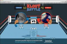 Lessius School: #kloutbattle