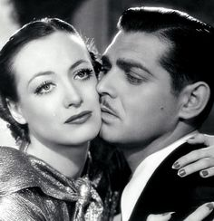 Joan Crawford and Clark Gable inChained, 1934