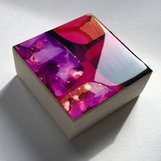 "405 Likes, 35 Comments - Jane Monteith (@janelovesdesign) on Instagram: ""In love with this MOD Mini!!!! This and many other one of a kind 4"" @art_resin squares will be…"""