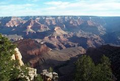 #hiking #arizonaguide View from the west end of the South Rim at Grand Canyon National Park, Arizona, USA