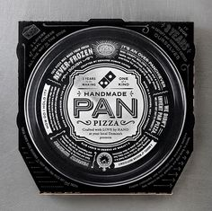 Domino's New Pizza Box Design Is Piping Hot! #PackagingDesign