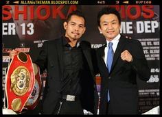 Nonito Donaire vs Toshiaki Nishioka Boxing Full Video Replay   ALLAN is the MAN