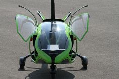 DiNelly eXoGyro - worlds first 4 door ultralight gyrocopter
