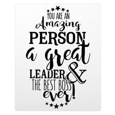 leader boss thank you plaque - home gifts ideas decor special unique custom individual customized individualized Thank You Boss Quotes, Happy Boss's Day Quotes, Best Boss Quotes, Boss Day Quotes, Leader Quotes, Thank You Boss Gift, 50th Birthday Quotes, Friend Birthday, Happy Birthday Boss Man