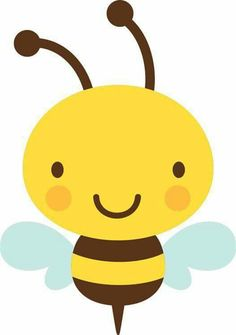 Create a Critter - Bee Cute Images, Cute Pictures, Art For Kids, Crafts For Kids, Create A Critter, Spelling Bee, Bee Party, Bee Crafts, Cute Clipart
