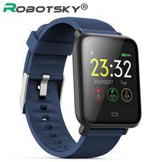 👍 Q9 Waterproof Sport Fitness Trakcer Smartwatch - RD Trend