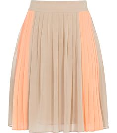 Devon Fully Pleated Skirt
