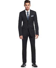 Mens Suits Men Suit Dress Blac Men Suit Custom Made Suit Fashion ...