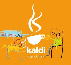 Kaldi koffie en thee by Poul Pava Dogs, Movies, Movie Posters, Products, Films, Pet Dogs, Film Poster, Doggies, Cinema