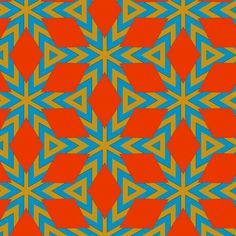 Zijdewind Red fabric by stoflab on Spoonflower - custom fabric