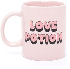ban.do 'Love Potion' Hot Stuff Ceramic Mug $14.00 USD  Get it here https://api.shopstyle.com/action/apiVisitRetailer?id=508787497&pid=uid7956-36002634-84