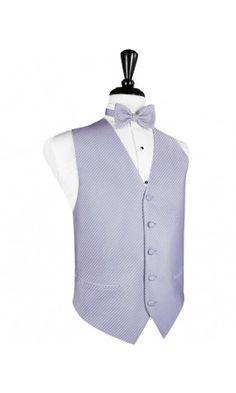 Pastel lavender herringbone tuxedo vest allaboutthecolor palermo periwinkle tuxedo vest sciox Images
