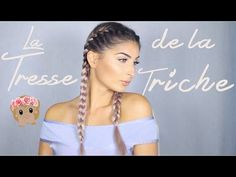LA TRESSE DE LA MALHONNETETE : Astuce tresse africaine - YouTube - #africaine #astuce #de #la #MALHONNETETE #tresse #YouTube Urban Hairstyles, Cool Hairstyles, Good Hair Day, Fett, Hairdresser, My Hair, Youtube, Hair Styles, Beauty