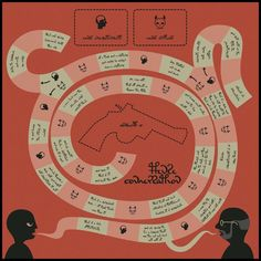 A gallery of impossible board games - Boing Boing