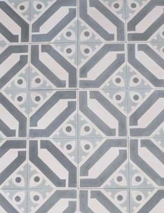 $23 Cuban Cement Tile CH100-2A