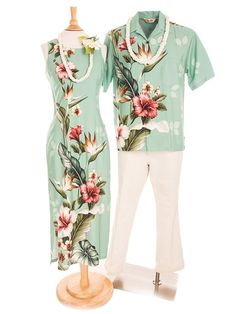 Hawaiian Dress from $29.50. Hawaiian Dresses, Muumuu for Resort Weddings, Luau Party and Tropical Vacation! Free Shipping from Hawaii!
