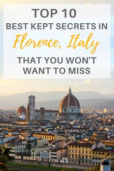 Guide To Florences Top Souvenirs Florence Tatting And Business - 10 best kept business secrets world