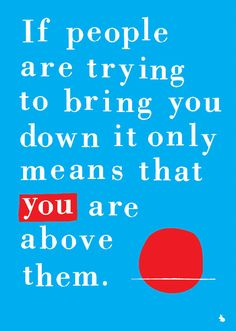 Pop art poster print You are above them A3 by kyd13 on Etsy