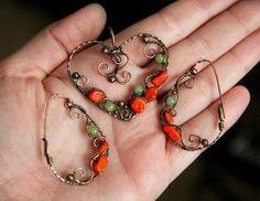 """Кулоны, подвески ручной работы. Ярмарка Мастеров - ручная работа Подвеска """"Коралловое сердце"""". Handmade."""