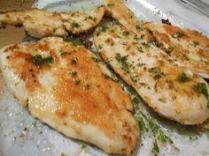 Pollo con mostaza - Pollo con la senape