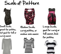 """""""Scale of pattern"""" by imogenl on Polyvore"""