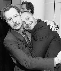 Gary Oldman & Tom Hardy