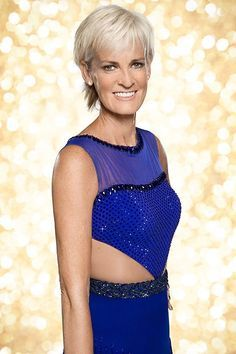 BBC One - Strictly Come Dancing, Series 12 - Judy Murray
